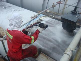 Industrial Painting and Sandblasting