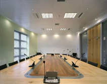 Board Rooms and Receptions