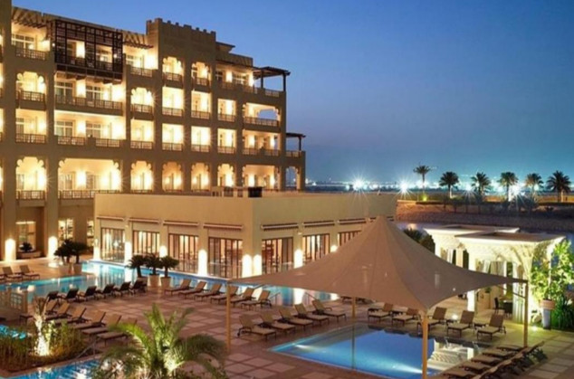 Hotel Grand Hyatt West Bay, Doha - Qatar